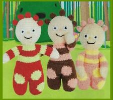 Tombiliboos from night garden toy knitting pattern