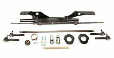 Unisteer 8001110-01 1965 66 Mustang Manual Steering Rack and Pinion Conversion