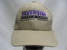 SILVERSTAR RESORT & CASINO - ADJUSTABLE SNAPBACK BALL CAP HAT!
