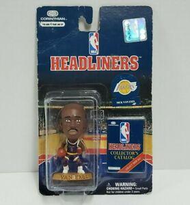 """NICK VAN EXEL - Los Angeles Lakers Corinthian Headliners 1997 NBA 3"""" Figure NEW"""