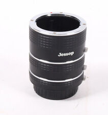jessop jessops auto extension tubes set for Olympus OM - boxed