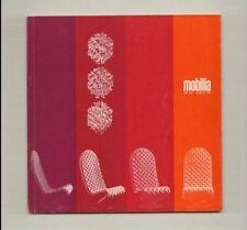 1975 Verner PANTON Special issue MOBILIA n. 236 Psychedelic Scandinavian Modern