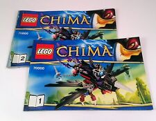 70000 LEGO Legends Of Chima Razcal's Glider  100% complete with instructions
