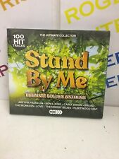 STAND BY ME ULTIMATE GOLDEN ANTHEMS 5 CD SET - 100 HIT TRACKS NEW & SEALED