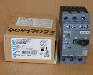 Siemens Sirius 3RV1011-1JA15 Motorschutzschalter NEU OVP