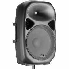 "Speaker Stagg KMS15, 15"" 2-way active analog, class A/B, 200 watts peak power"