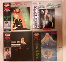 ANIME LP QUEEN MILLENIA (LA REGINA DEI 100 ANNI) - 4 LP