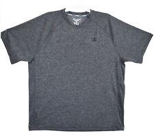 Champion Powertrain ( Xl) Men T-shirt with Vapor Wicking Technology Heather Gray