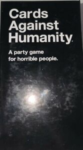 Cards Against Humanity LLC BGZ1500 Party Game Cards
