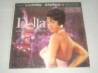 Della Reese DELLA with Brass Neal Hefti RCA Victor LPM 2157 LP Record Album