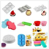 Non-stick DIY Bakeware Silicone Cake Mold Pudding Jelly Cake Tools Baking Mold