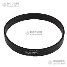 GENUINE HOOVER V37 BELT VC9 775 VACUUM CLEANER AGITATOR BELT SEE MODELS 35601700