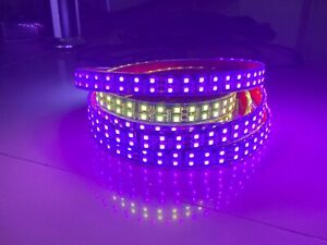 """Double Row ~ Fit For 15.5"""" Wheel lights Strips 6PCS 4FT Chasing LED Strips Kit"""