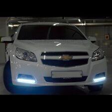 LED Daytime Running Lights DRL Fog Lamp For Chevrolet Malibu 2012~2014
