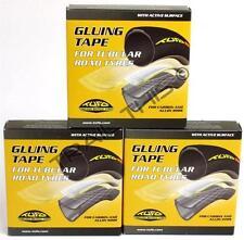 Three (3) Pack of TUFO Gluing Tape for Road Bike Tubular Tires 19mm x 2-Meters