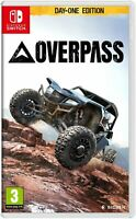 Overpass For Nintendo Switch - Offroad Vehicle Simulator (New & Sealed)