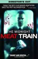 MIDNIGHT MEAT TRAIN DVD Movie- Great Gift- Brand New (VG-AM20365DV/VG-178)