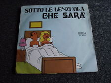 45 GIRI-Frank scala-Tom Sanders-che sara sotto le lenzuola 7 Ps-Made in Italy