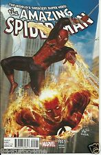 Marvel Comic AMAZING SPIDER-MAN #700.5 HYUK LEE VARIANT