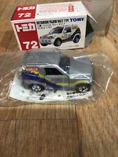 Aw) Tomy Tomica 72 MITSUBISHI PAJERO Rally Type 1/63 DIECAST CAR Japan