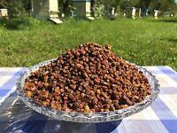 Fresh Organic Bee Bread, Naturally Fermented Pollen,Perga,250g,GMO Free