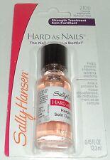 Sally Hansen Advanced Hard As Nails Strength Formula Natural Tint 2106* Nip