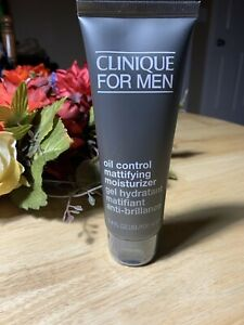 Clinique For Men Oil Control Mattifying Moisturizer 100ml New Sealed Full Size