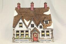 """Department 56: Nicholas Nickleby: """"Wackford Squeers Boarding School"""" #5925-0"""