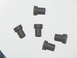 LITTLE GIANT Replacement Rubber Grommet Duramate Auto Waterer Plug 5 Pack Sw8