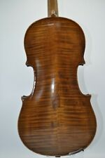 OLD ANTIQUE VIOLIN  ,4/4 SIZE NICOLAUS AMATI LABEL.