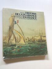 Musée de la Marine 1978 Loisirs sur l'eau, histoire de la plaisance en  France