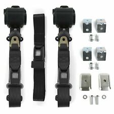 Dodge Ram Truck 1981 - 1993  Standard 3pt BK Bench Seat Kit w/Brackets 3 Belts