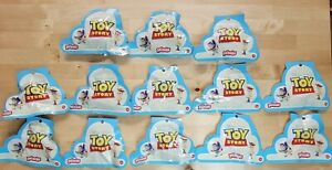 Disney Pixar Toy Story Andy's Toy Chest Minis Complete Set + Chase (13 Minis)
