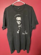 Vintage 1992 Miles Davis Jazz T-shirt Size Xl
