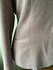 Damen Jacke/Jacket von Ecco, beige, meliert, Gr. 38/40, sehr guter getr. Zustand