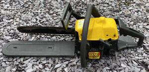 Mcculloch chainsaw mac335