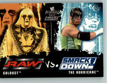 2002 Fleer WWE Raw vs Smackdown #88 Goldust Hurricane