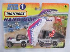 1996 Matchbox Action System #1 Hang Glider JEEP MICRO FIGURE pack Playset NEW