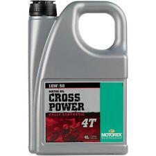 Motorex Cross Power 4T Oil 10W50 4L.     102257
