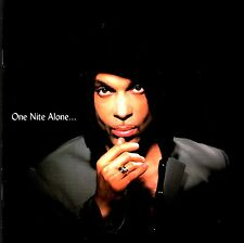 PRINCE 2002 ONE NITE ALONE... WORLD TOUR CONCERT PROGRAM BOOK / NMT 2 MNT