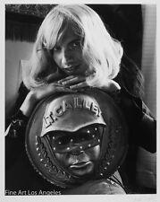 "Jack Welpott Photo ""Armour Star"" Gelatin Silver, 1972, signed"