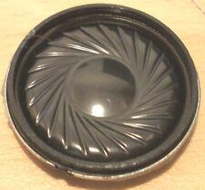 MINIATURE SPEAKER 8 Ohm 1 Watt 28mm Dia  x 5mm Deep  PLASTIC CONE