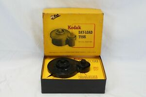 Kodak Daylight Loading Lank Day Load 35mm Film Processing with Box
