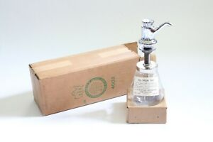 antique bathroom soap dispenser | vtg deco soap dispenser victorian bathroom