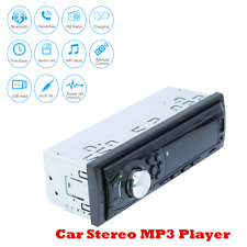 Car Stereo Audio In-Dash FM Aux Input Receiver Bluetooth SD USB MP3 Radio Player