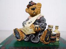 Boyds Bears & Friends Bailey Poor Ol' Bear 227704 Bearstone Collection Coa