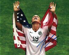 Julie Ertz Signed 8x10 Photo World Cup USA Autographed reprint