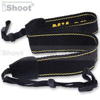 Shoulder/Neck Sling Strap Belt for Nikon Camera D7000/D5000/D3100/D3000/D90/D70S