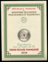 France 1956 Carnet Croix-Rouge N°2005 NEUF ** LUXE