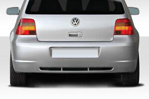 99-05 Volkswagen Golf R32 Duraflex Rear Body Kit Bumper!!! 102182